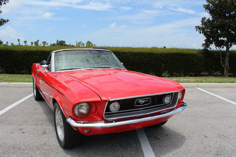 1968 ford mustang 428