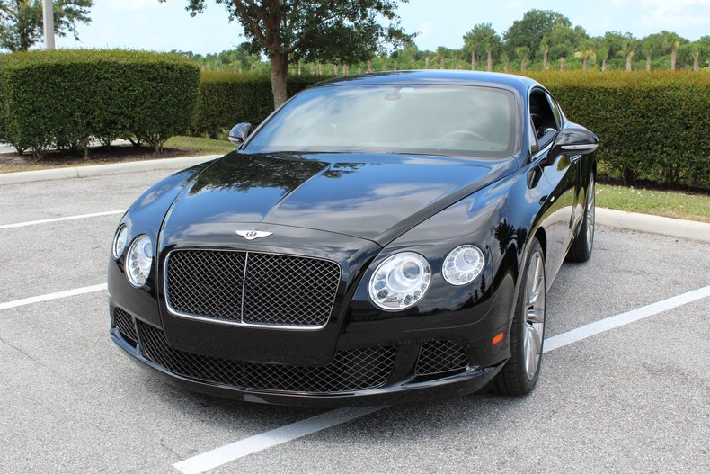 2013 bentley gt lemans edition