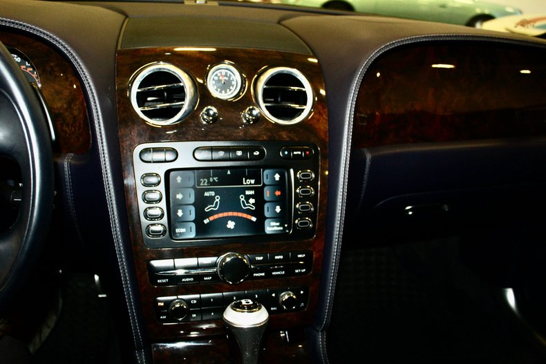 2007 bentley flying spur