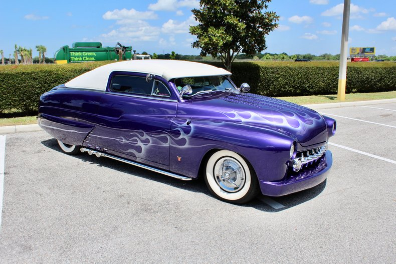 1950 mercury barris custom
