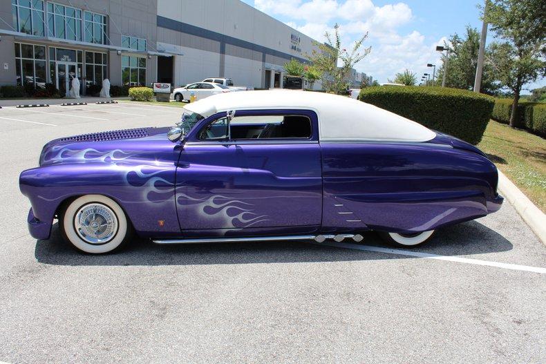 1950 mercury barris custom