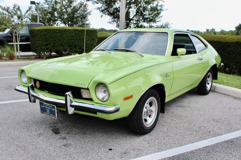 1971 ford pinto runabout