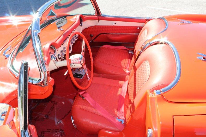 1957 chevrolet corvette fuel injection