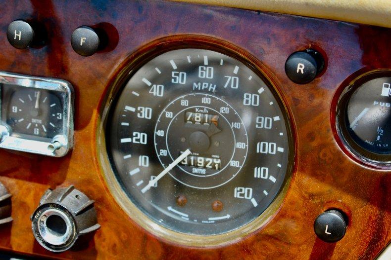 1961 alvis td 21