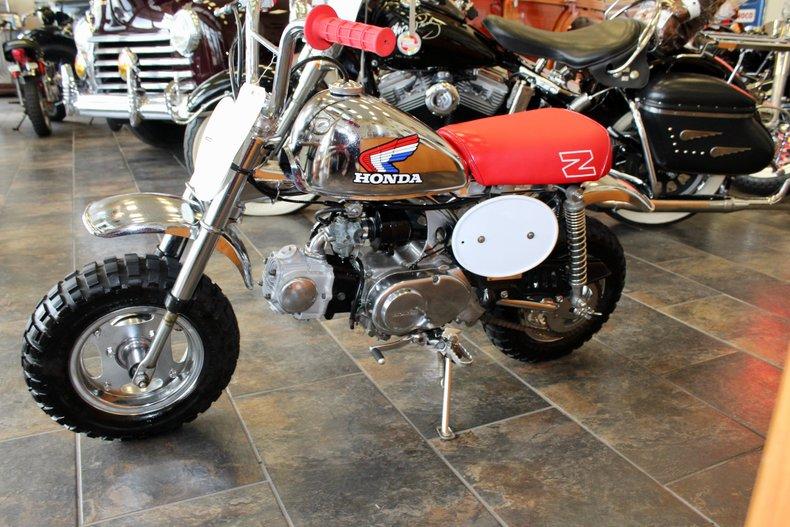 1986 honda rd50 christmas special