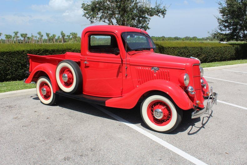 1935 ford 1 2 ton pickup