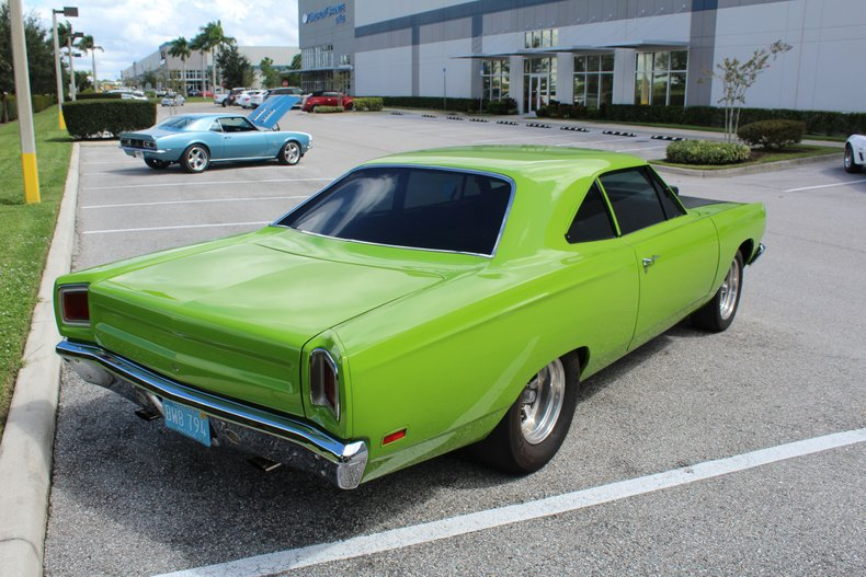1969 plymouth belvedere