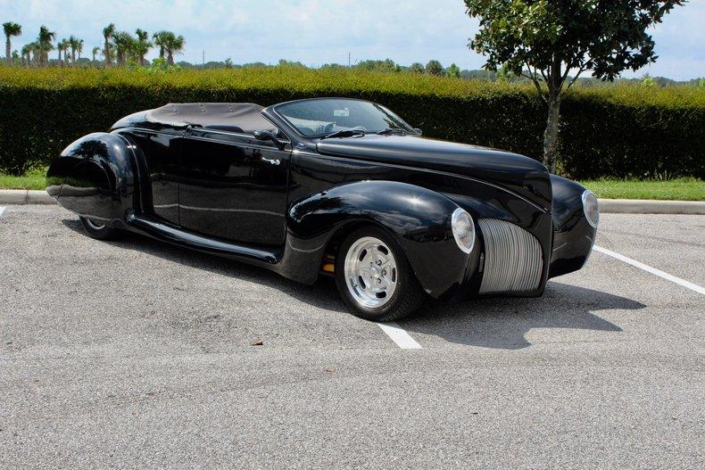 1939 lincoln zephyr custom