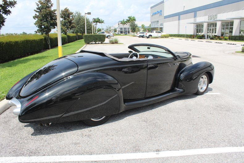 1939 lincoln zephyr custom