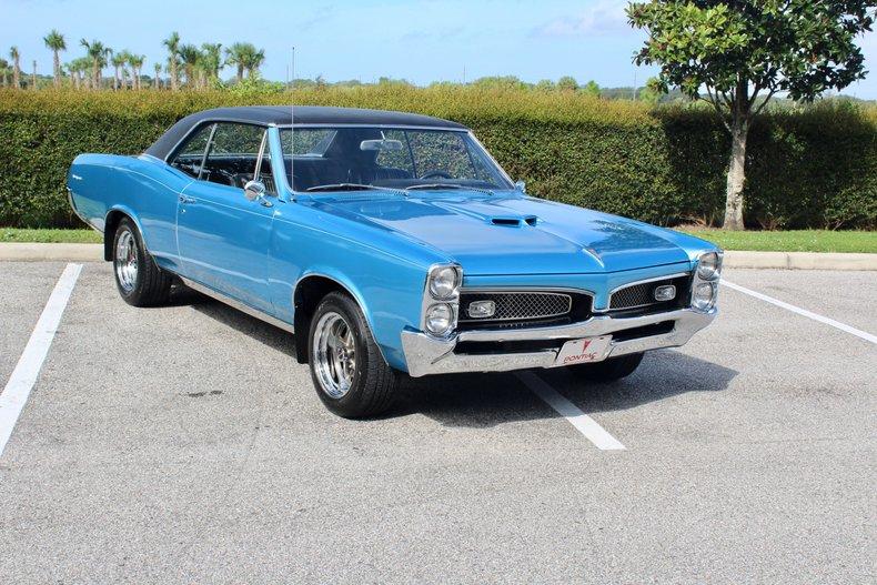 1967 pontiac tempest 4 speed