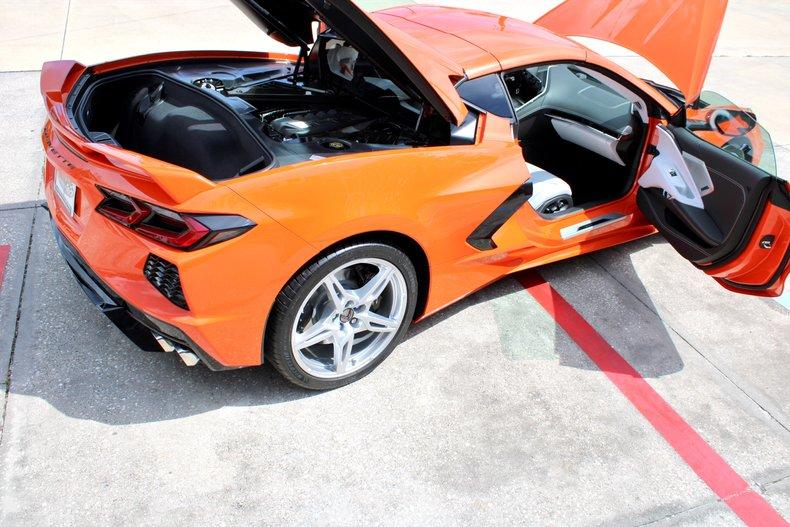 2020 chevrolet corvette z51