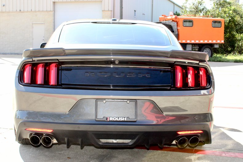 2017 ford mustang fastback stage iii