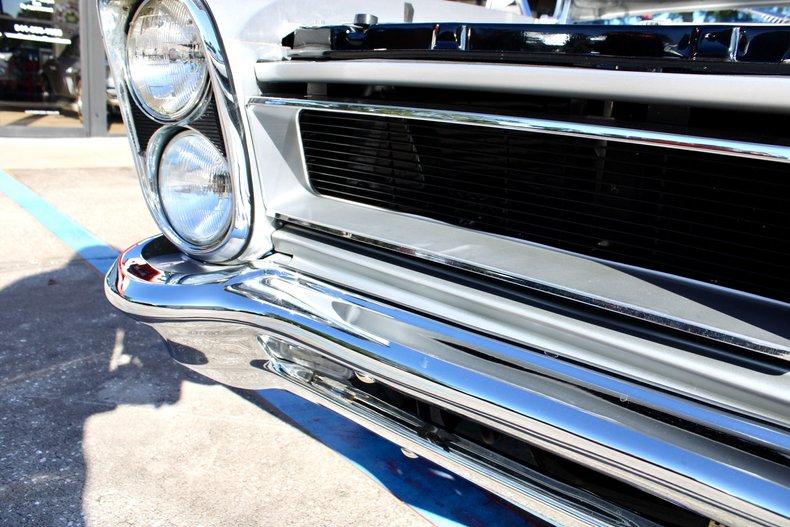 1965 pontiac gto ls1 restomod