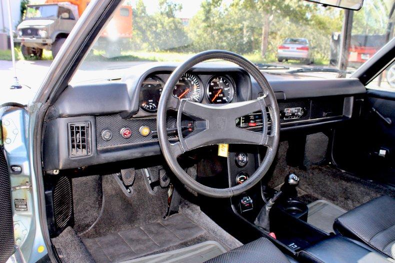 1974 porsche 914 targa 1 8l