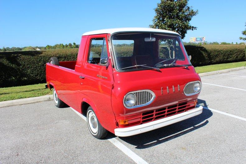 1962 ford econoline