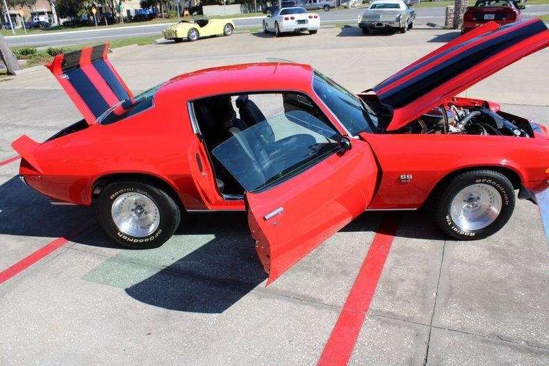 1970 1 2 chevrolet camaro ss