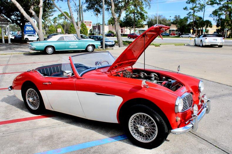 1960 austin healey 3000