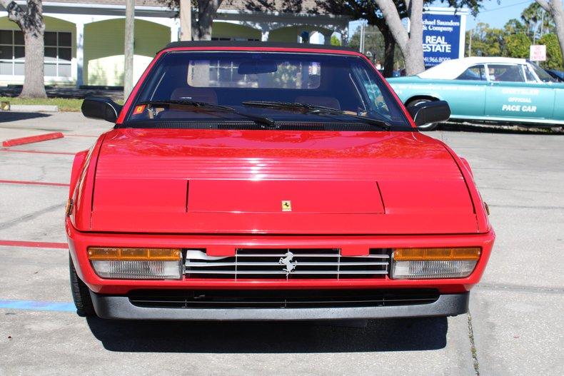 1986 ferrari mondial cabriolet