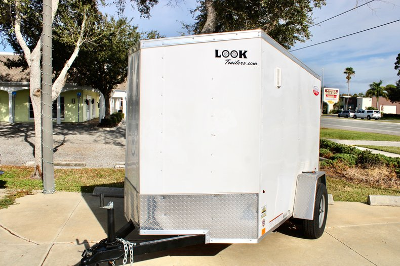 2021 look trailer for cycle utility