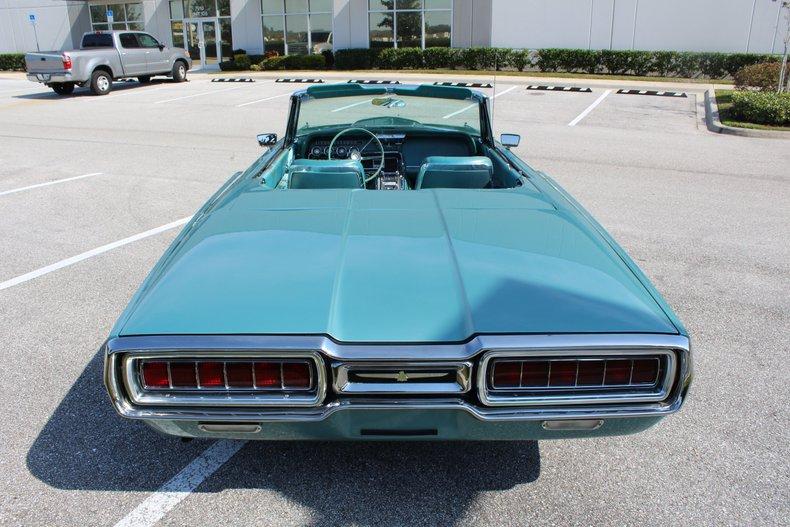 1965 ford thunderbird
