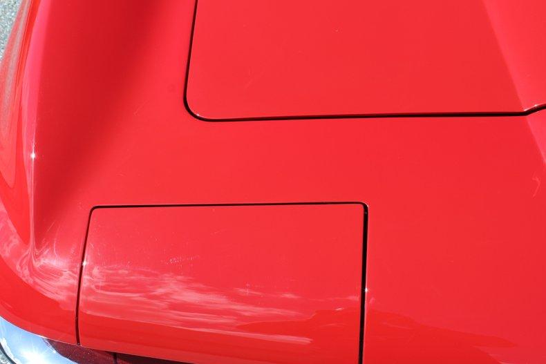 1965 chevrolet corvette stingray
