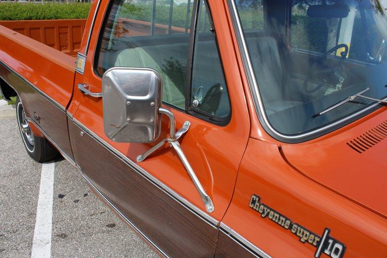 1974 chevrolet pickup