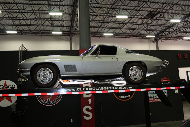 1967 chevrolet corvette stingray l79