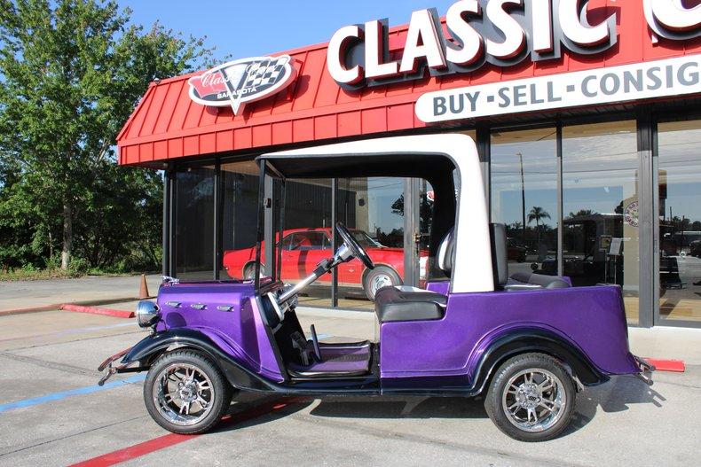 2019 club car golf cart custom cart
