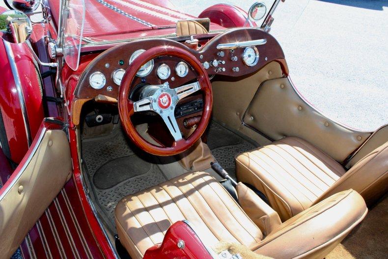 1937 jaguar ss 100 replica