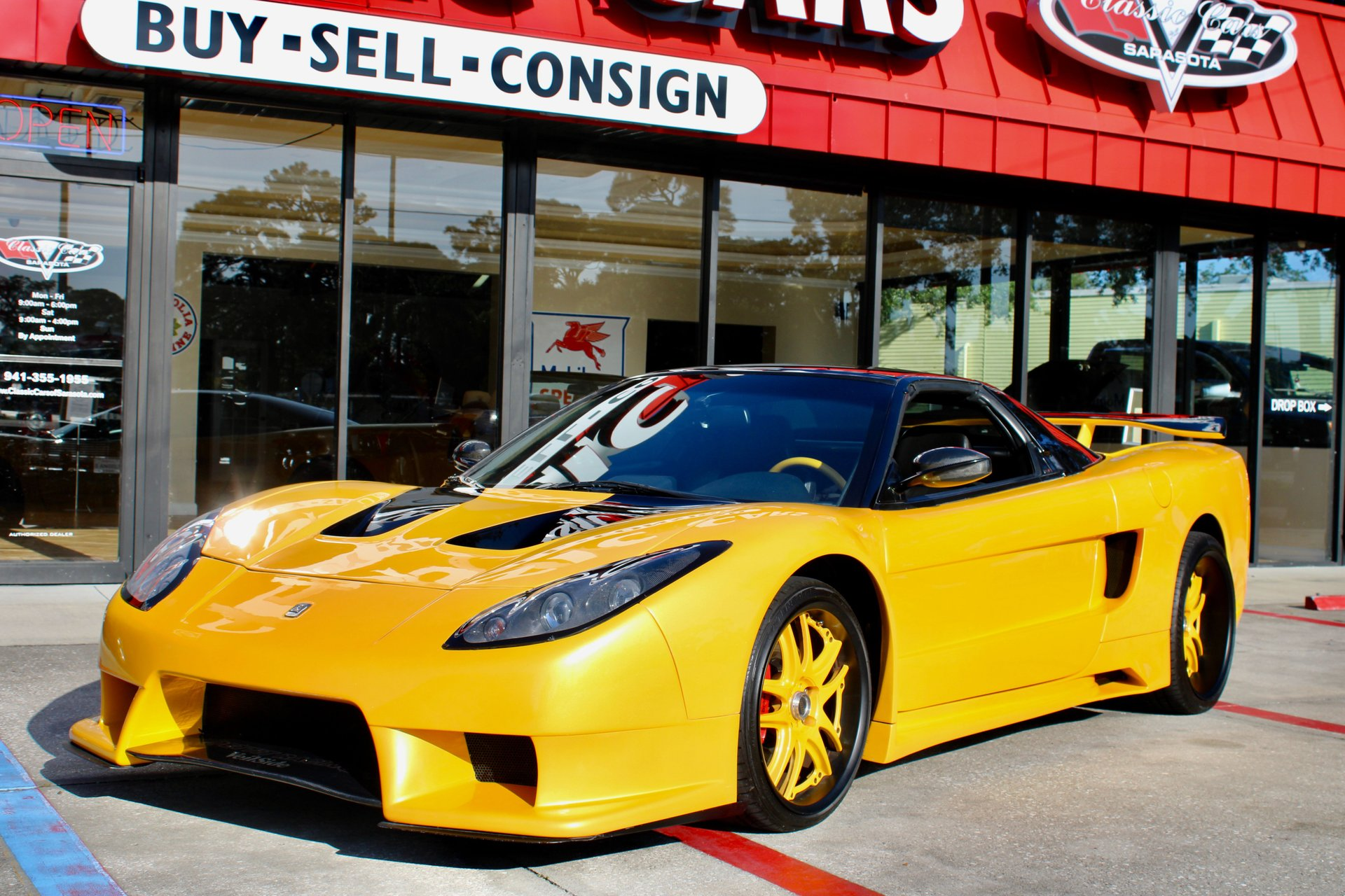 1996 acura nsx 2dr nsx t open top manual