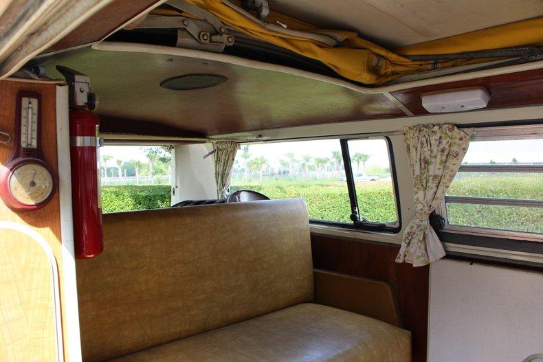 1969 volkswagon bus camper