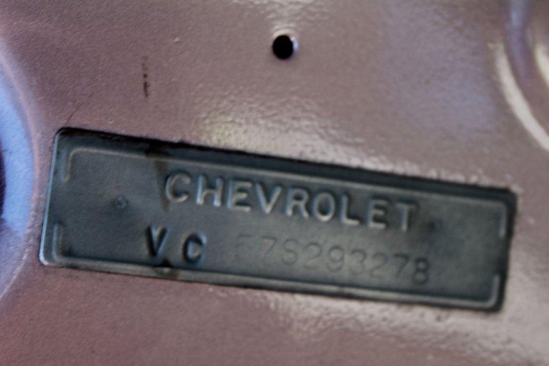 1957 chevrolet belair hardtop