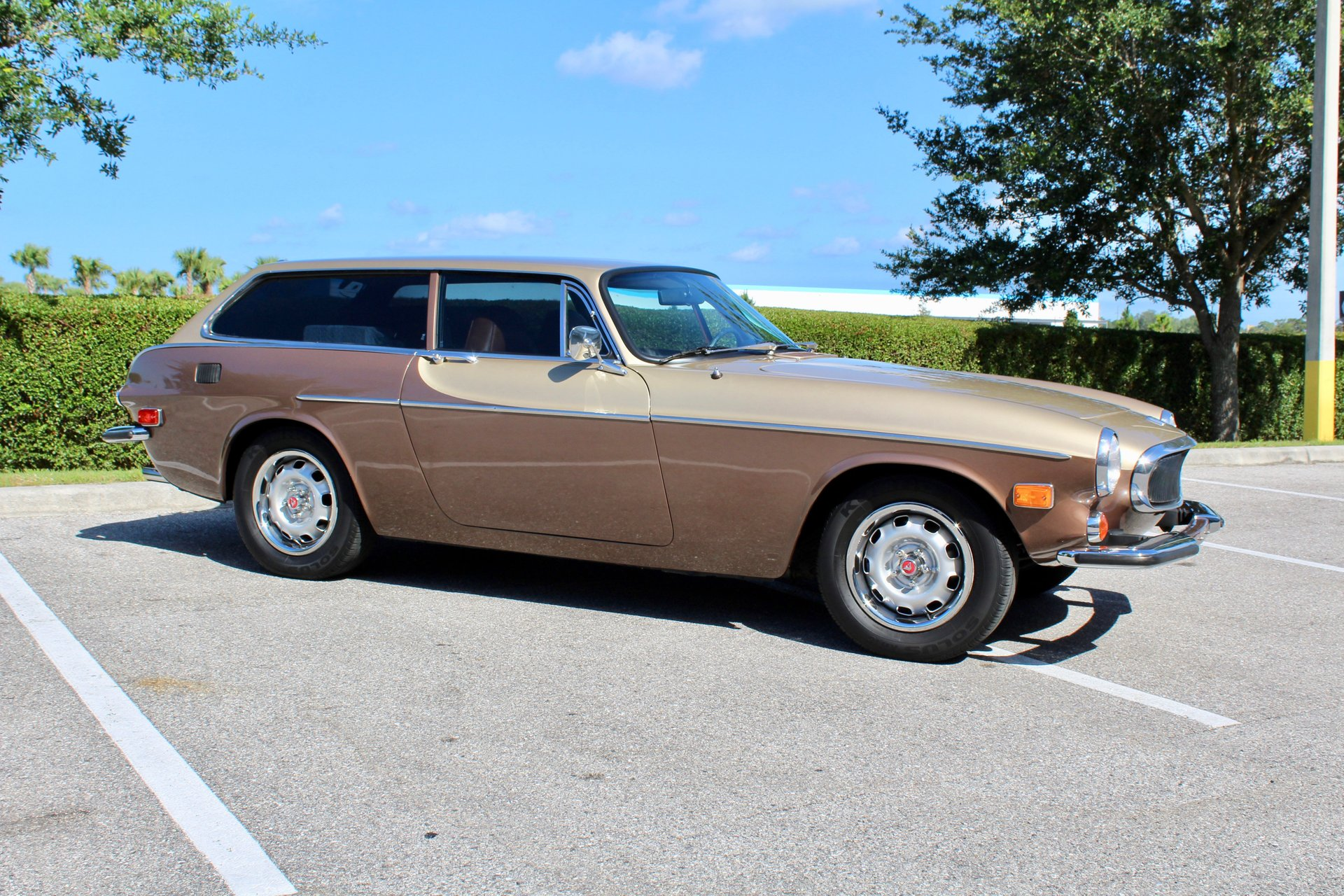 1973 volvo p 1800 es wagon