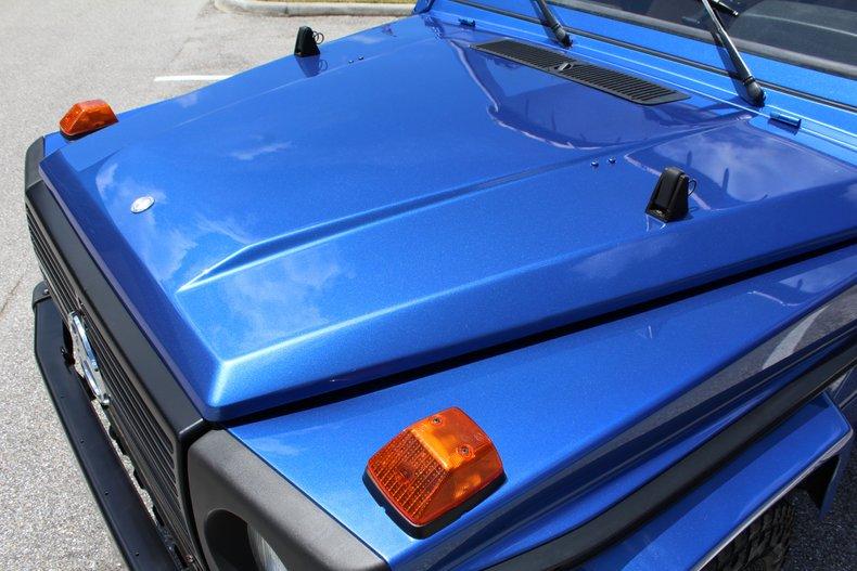 1990 mercedes benz g wagon