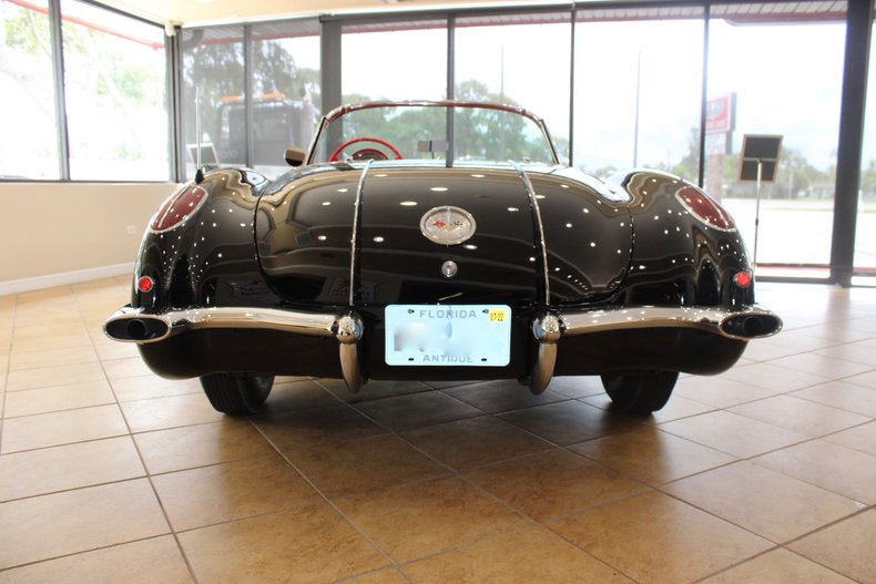 1958 chevrolet corvette fuel injected ncrs