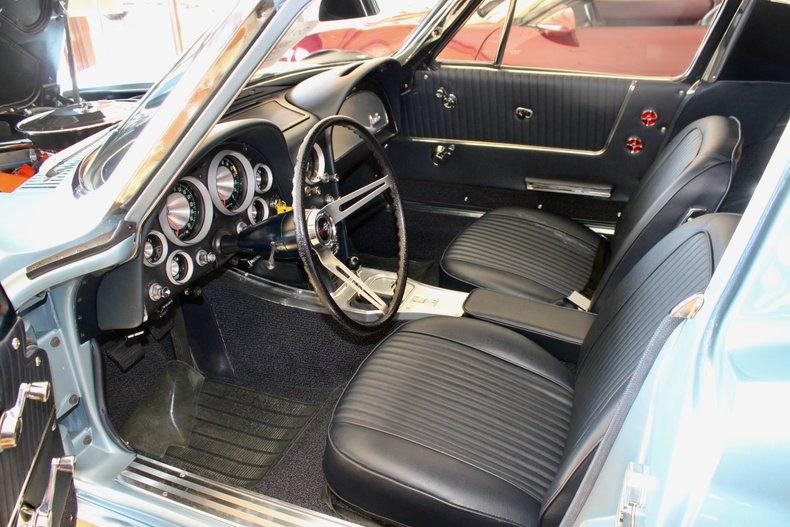 1963 chevrolet split window coupe