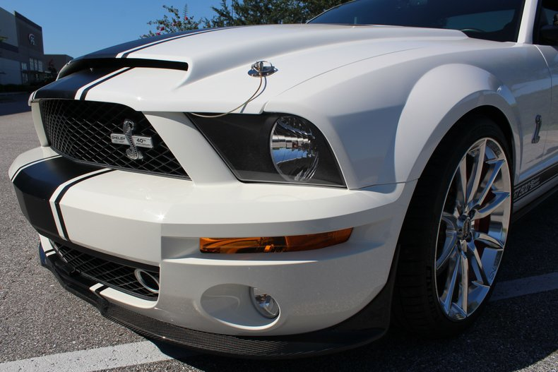 2007 shelby supersnake mustang