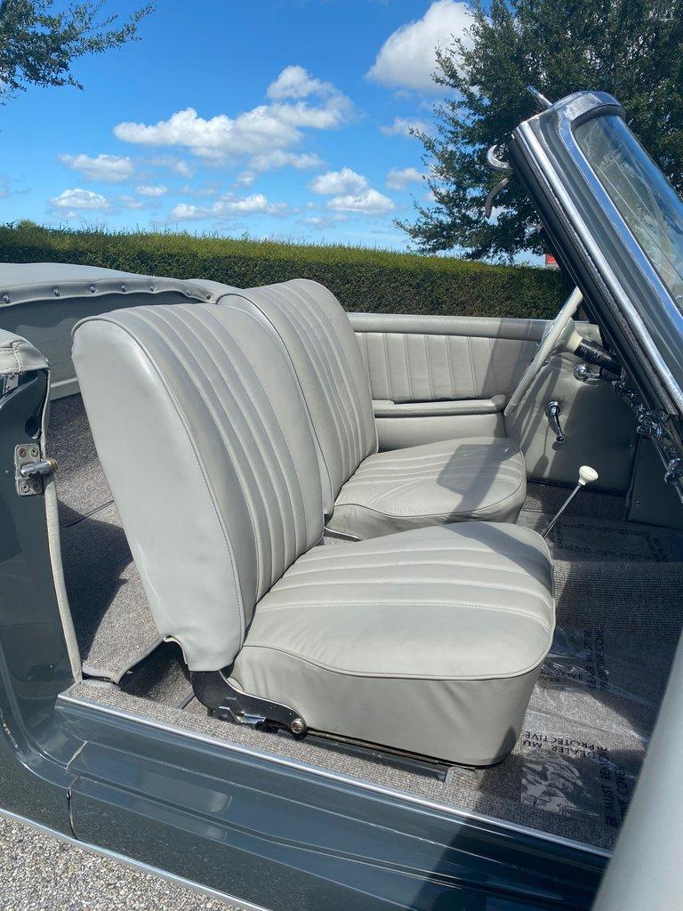 1958 mercedes benz 190sl