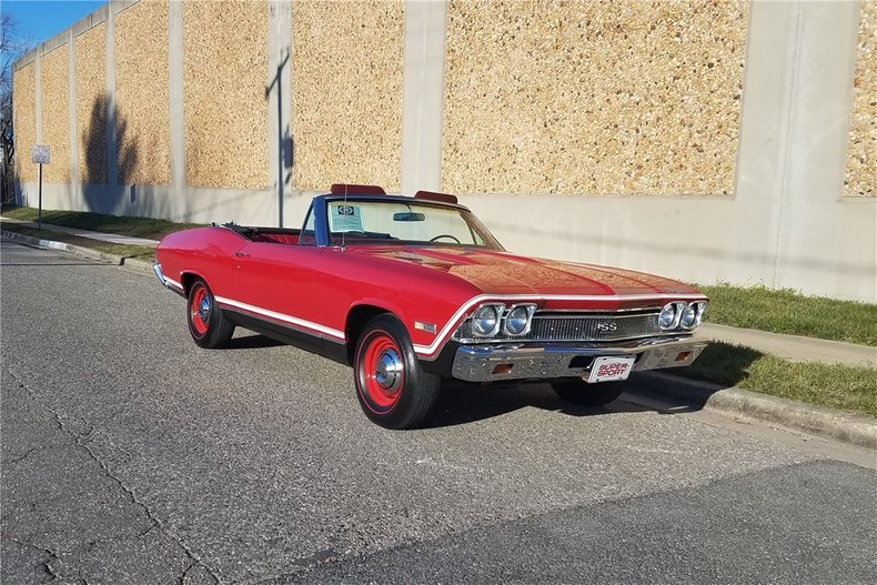 1968 Chevrolet Chevelle S.S.