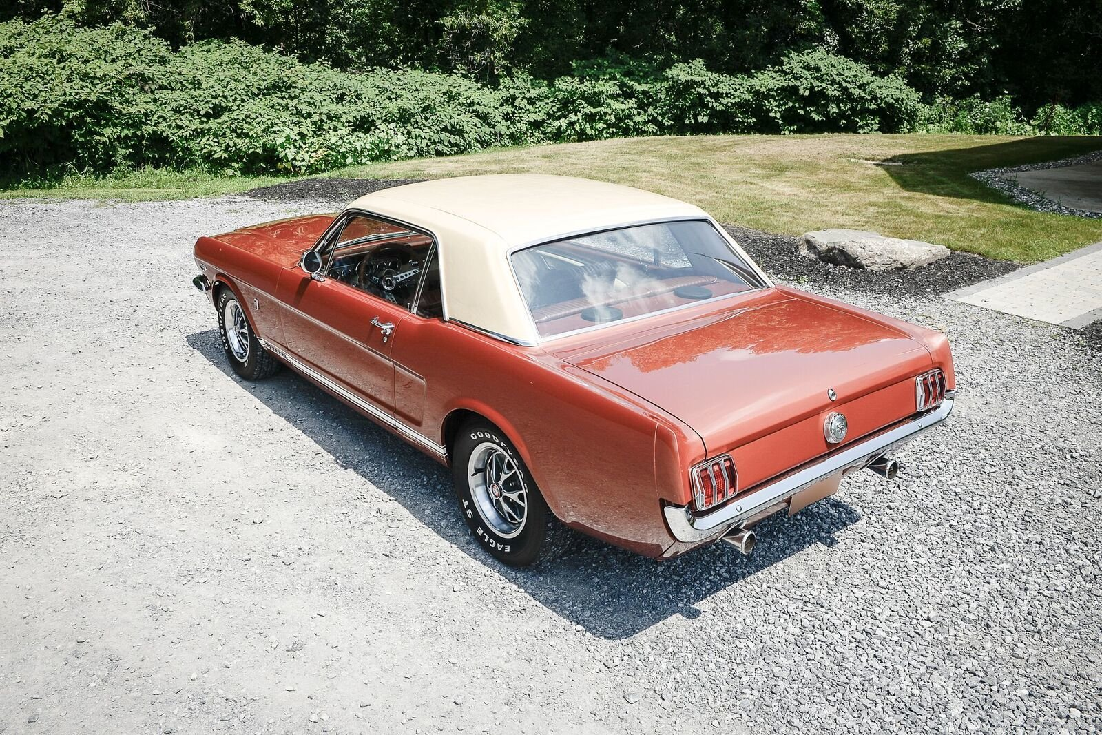 1966 Ford Mustang K-Code | Saratoga Auto Auction