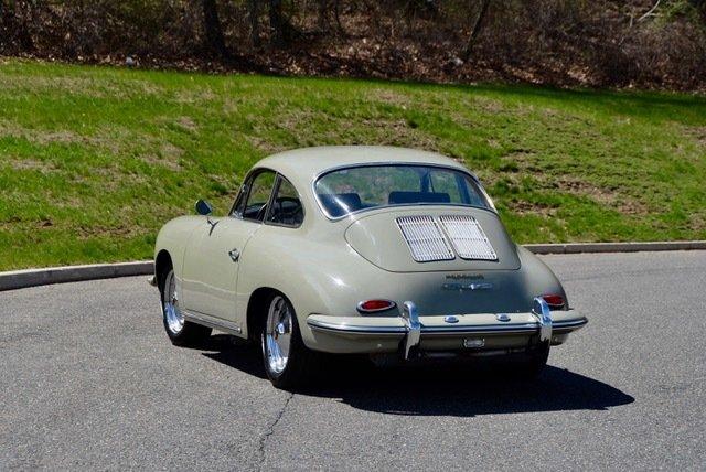 1963 Porsche 356 B T6   Saratoga Auto Auction