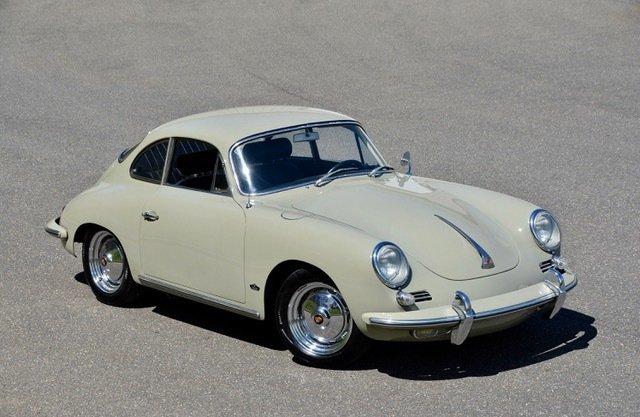 1963 Porsche 356 B T6