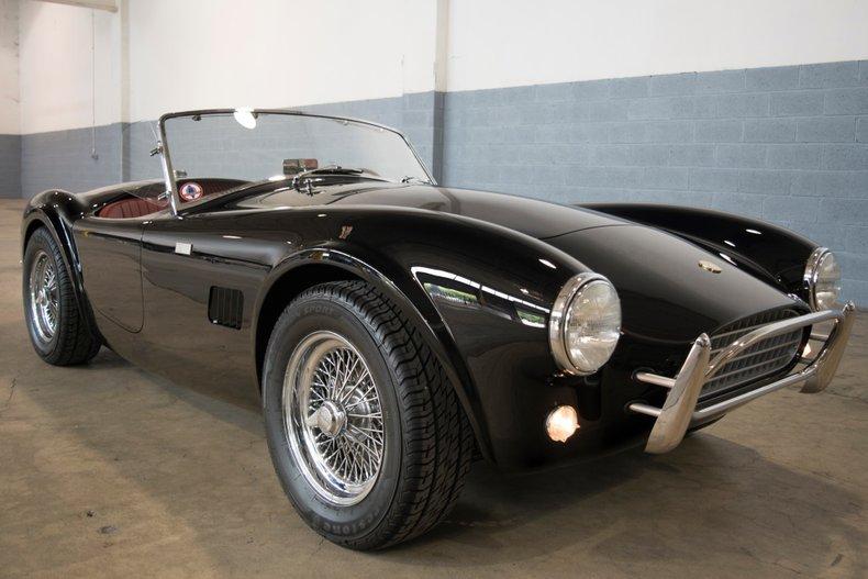 1962 Shelby Cobra