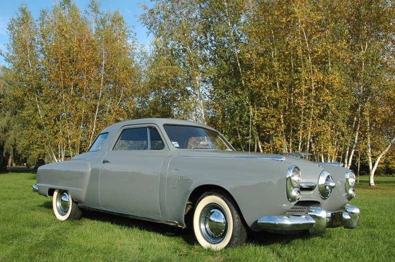 1950 Studebaker Starlite