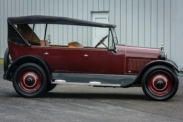 1924 REO Touring Phaeton | Saratoga Auto Auction