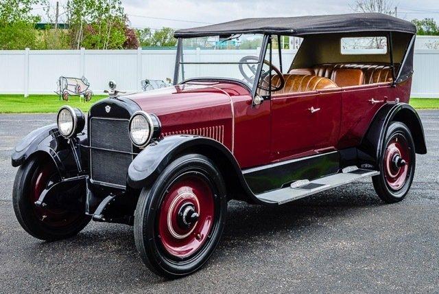 1924 REO Touring Phaeton