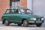1975 Saab Model 95
