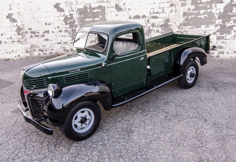 1946 Dodge 3/4 Ton Pickup