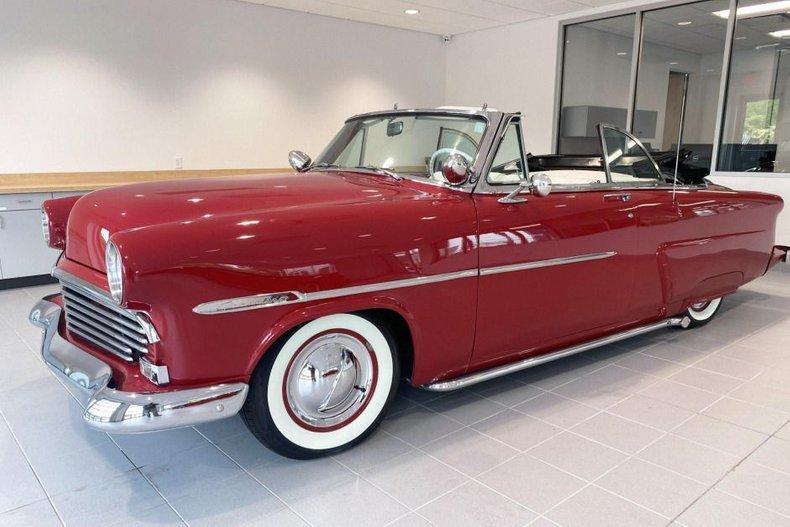 1953 Ford Crestline Sunliner