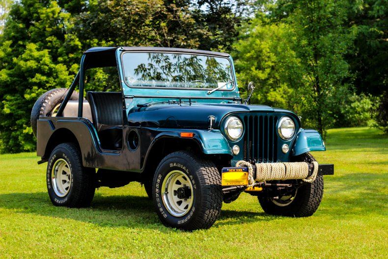 1957 Willys Jeep